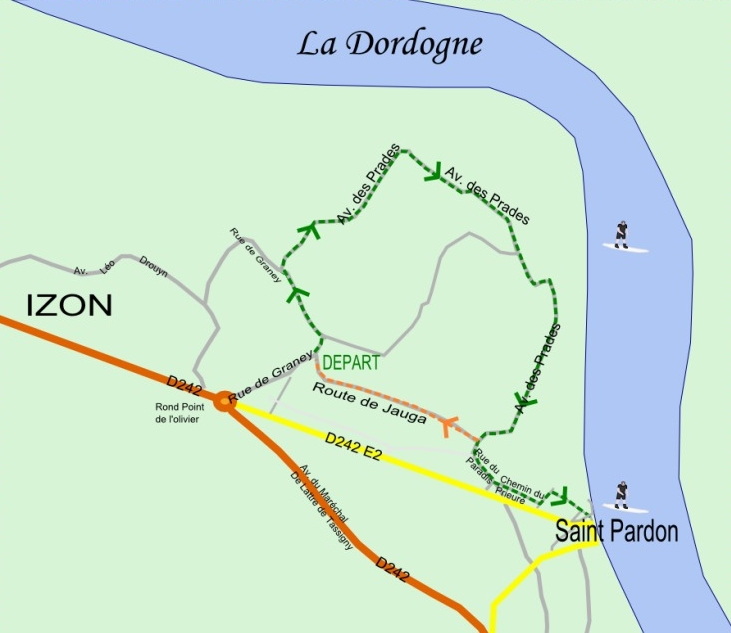 rencontre 4 voies Épinay-sur-Seine