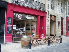 Loenolimit bar à vin Bordeaux