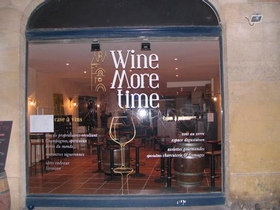 Wine more timùe Bordeaux