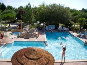 Caruso campings et mobil home en gironde gironde for Camping gironde avec piscine