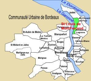 Caruso33 tourisme saint louis de montferrand for Restaurant parempuyre