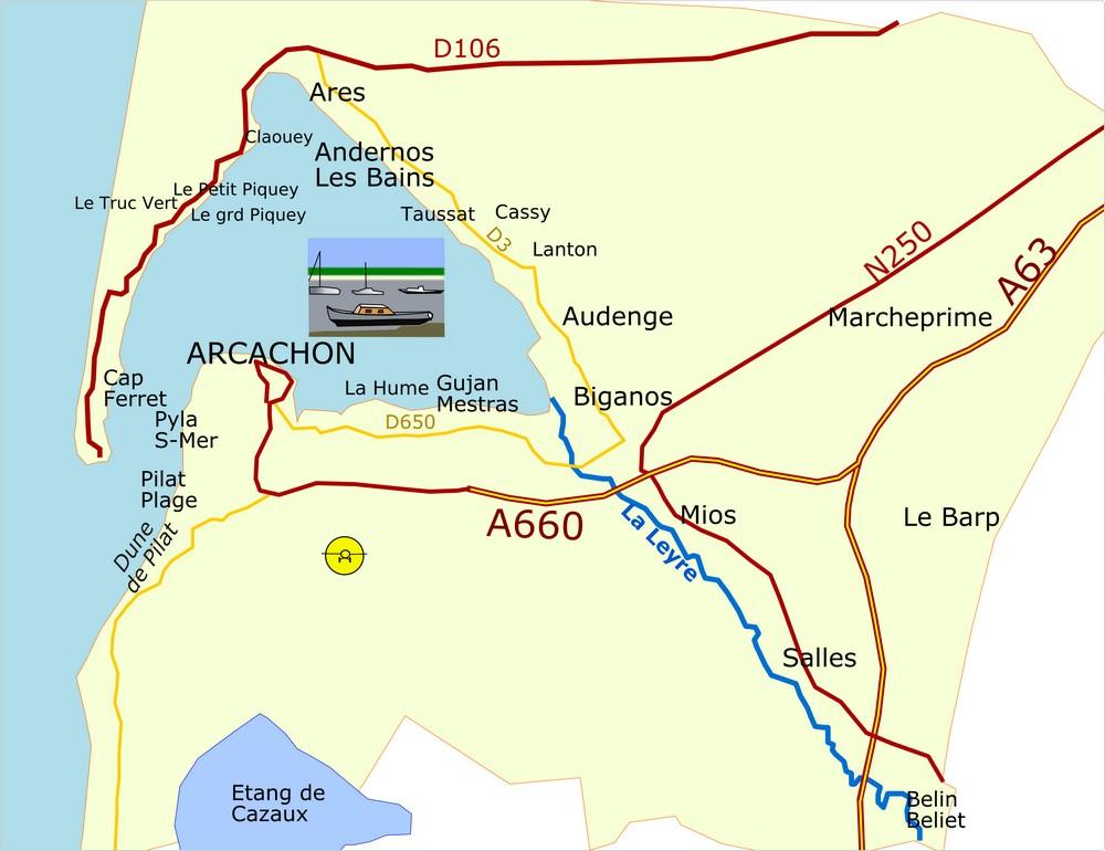 Caruso33 page non referencee - Office de tourisme bassin d arcachon ...