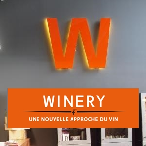 La Winery à Arsac