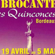 Brocante de Printemps de Bordeaux Quiconces 2019