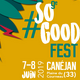 Le So Good Festival 2019 à Canéjan