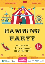 HOURTIN : La Bambino Party 2019 affiche