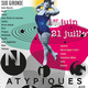 Les Nuits Atypiques Sud-Gironde Festival 2019 Gironde