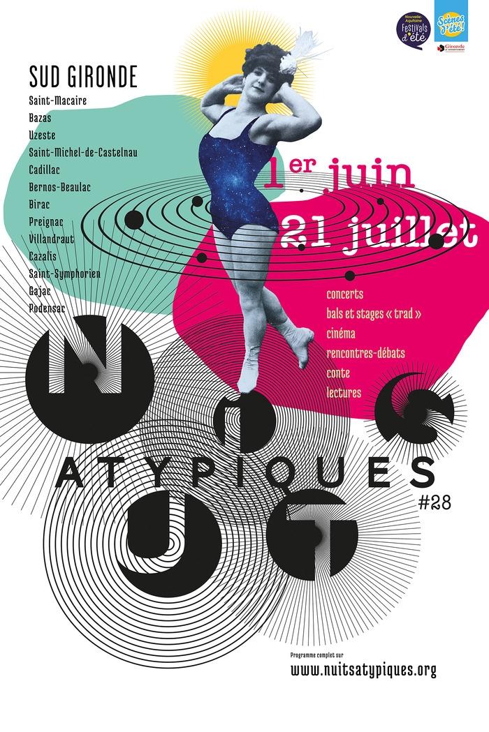 Caruso33 Agenda Gironde Programmation Juillet 2019 Festival