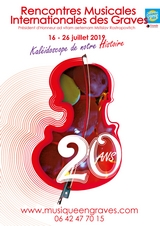 Rencontres Musicales Internationales des Graves 2019