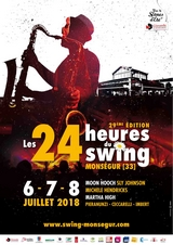 Les 24H du Swing 2018 à Monségur