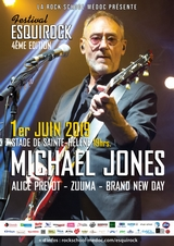 Festival Esquirock  2019 avec Michael Jones
