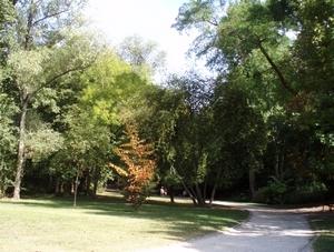 Le Parc de Bourran à Mérignac