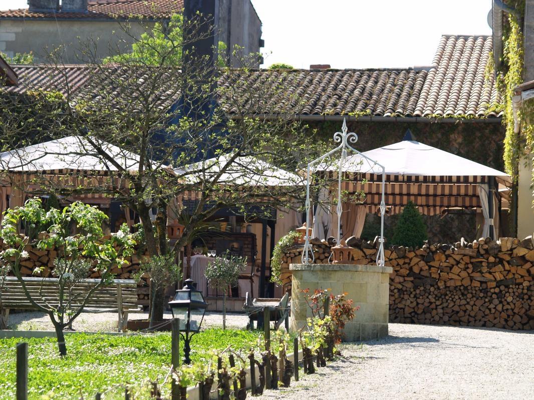 Restaurant Le Saint Julien St Julien Beychevelle