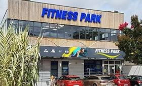 Fitness park Talence Gironde