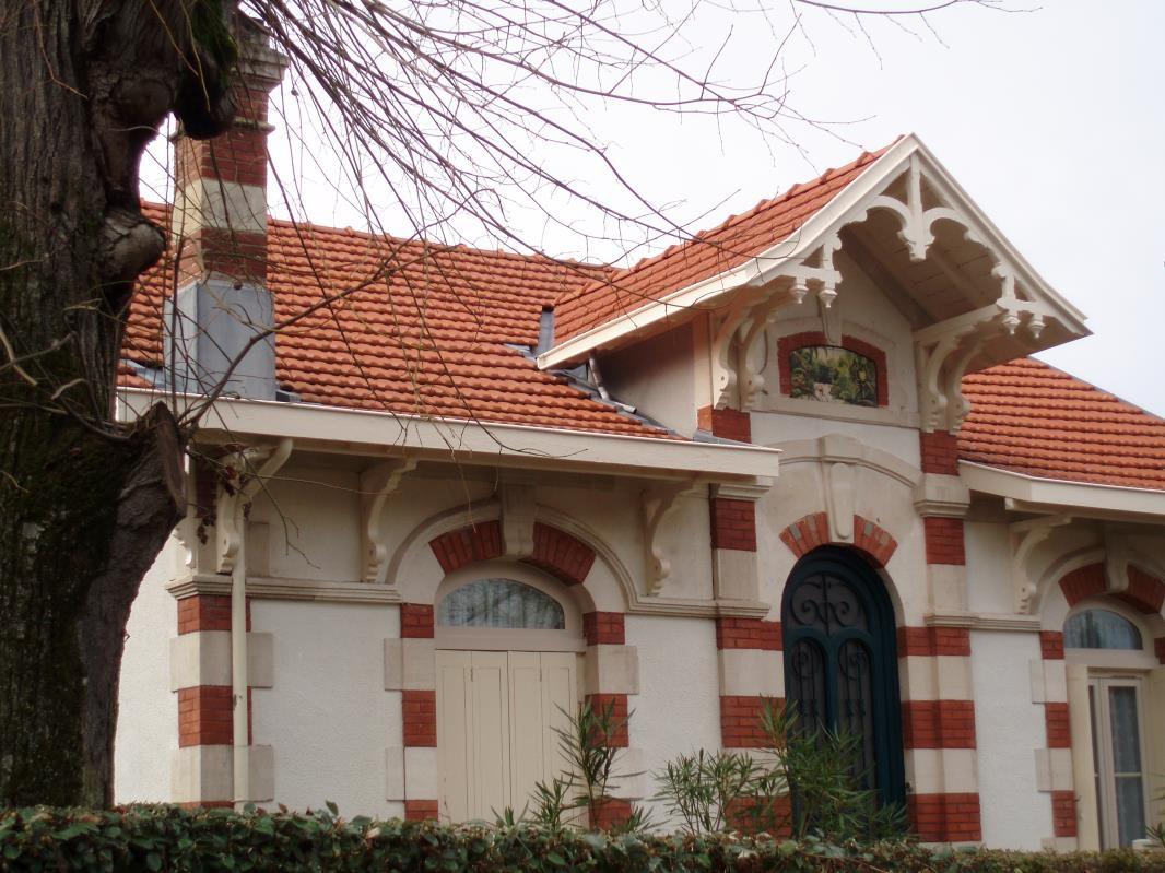 Caruso33 La Ville D Hiver Commune D Arcachon Sud Gironde