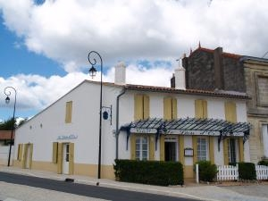 Le restaurant le Lion d'Or