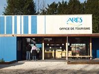Caruso33 d couvrir ares 33740 tourisme et patrimoine visites bassin d 39 arcachon gironde - Cap ferret office de tourisme ...