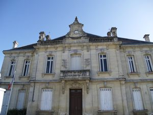 Mairie et groupe scolaire