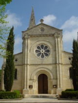 Braud-Saint-Louis : Eglise