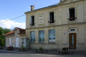 Caruso33 d couvrir cantois office de tourisme mairie - Office de tourisme de l entre deux mers ...
