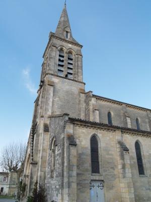 L'église Saint-Symphorien 1859