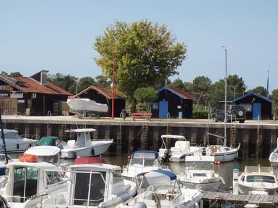 Caruso33 le port de la hume et sa plage surveill e bassin d 39 arcachon gironde 33 - Restaurant arcachon port de plaisance ...