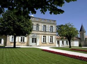 chateau Malescasse (photo l'Express - REUTER)
