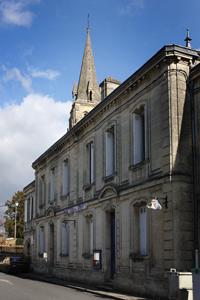 Caruso33 langoiran mairie office de tourisme - Office de tourisme de l entre deux mers ...