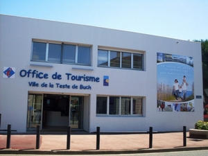 La teste tourisme vacances arts guides voyages - Office du tourisme la teste ...