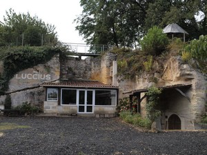 LUSSAC : site gallo romain