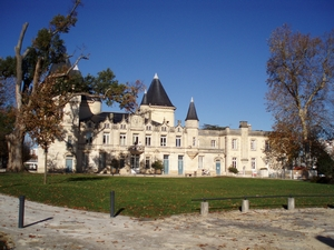 chateau de thouars