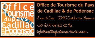 Logo Office tourisme Cadillac